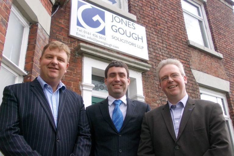 Photo of darren McGuinness, James O'Donnell, Mark Gough