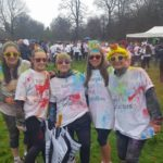 colour run image