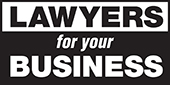 Lawyers for business logo
