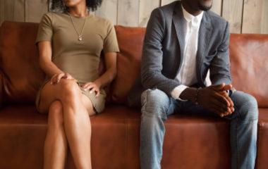unhappy couple - divorce fee to increase -
